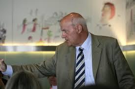 Ο Γκίκας Μάναλης, ειδικός διαχειριστής της ΕΡΤ ΑΕ.