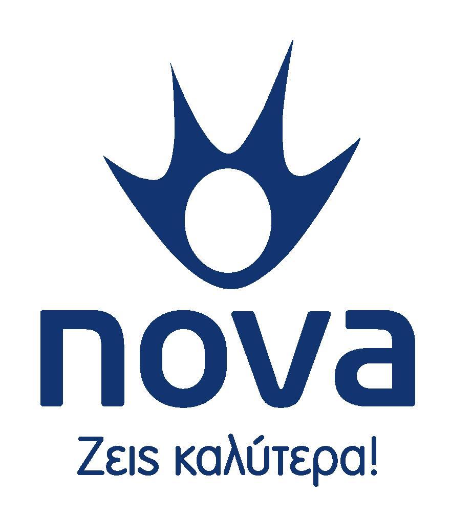 ΑΕΚ, Ολυμπιακός και ΠΑΟΚ θα συνεχίσουν να παίζουν αποκλειστικά στο «γήπεδο» της Nova!