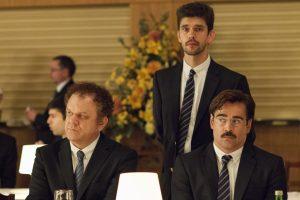 Colin, John and Ben