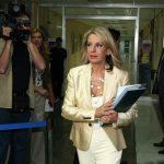 Στο γραφείο του πρώην εντεταλμένου ενημέρωσης ΕΡΤ,  η Ο. Τρέμη