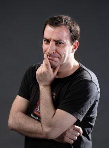 Stand Up for U - Γιώργος Χατζηπαύλου