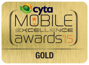 Mobile Excellence Awards - Gold