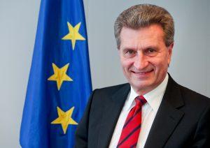 GŸnter Oettinger