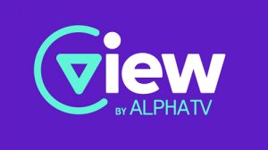 Logo_View by Alpha TV