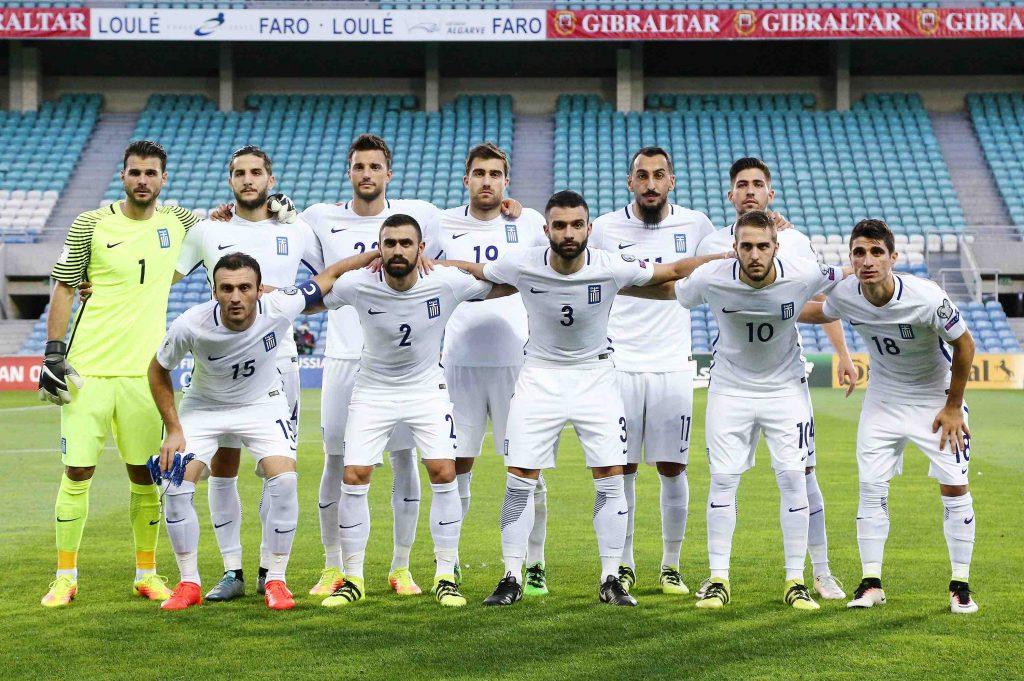 Ο αγώνας της Εθνικής Ελλάδος με το Βέλγιο, ζωντανά στην COSMOTE TV!
