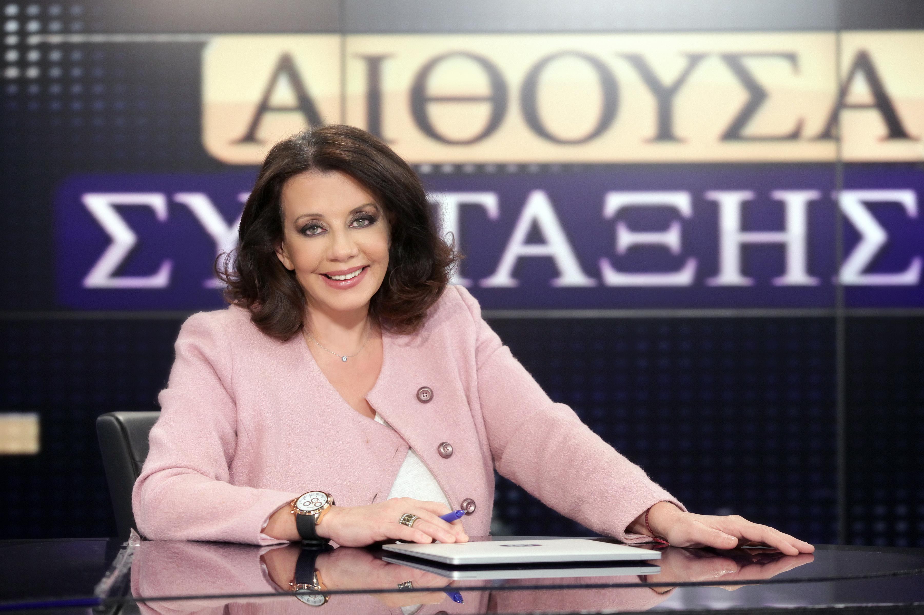 Ζητούν να φύγει η Ακριβοπούλου από την ΕΡΤ