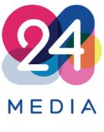 Οι ραδιοφωνικοί σταθμοί της 24Media