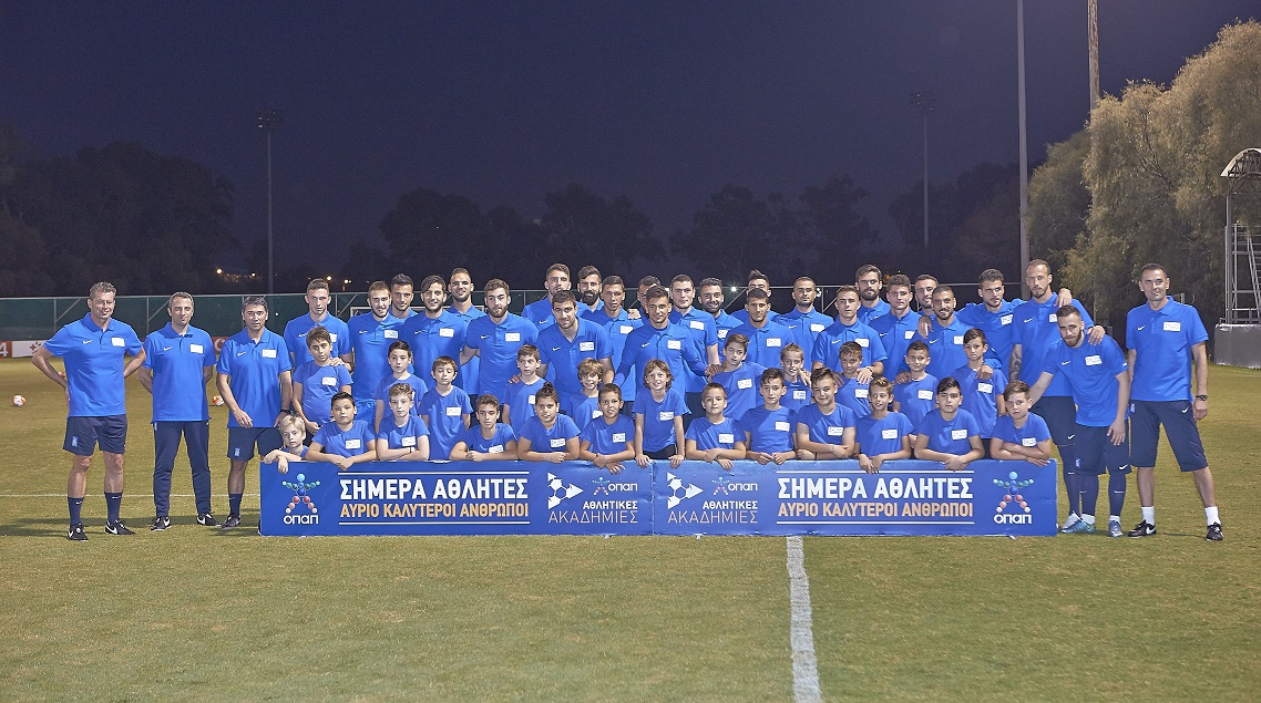 Οι Αθλητικές Ακαδημίες ΟΠΑΠ στηρίζουν 125 Ερασιτεχνικά Ποδοσφαιρικά Σωματεία για τρίτη συνεχή χρονιά