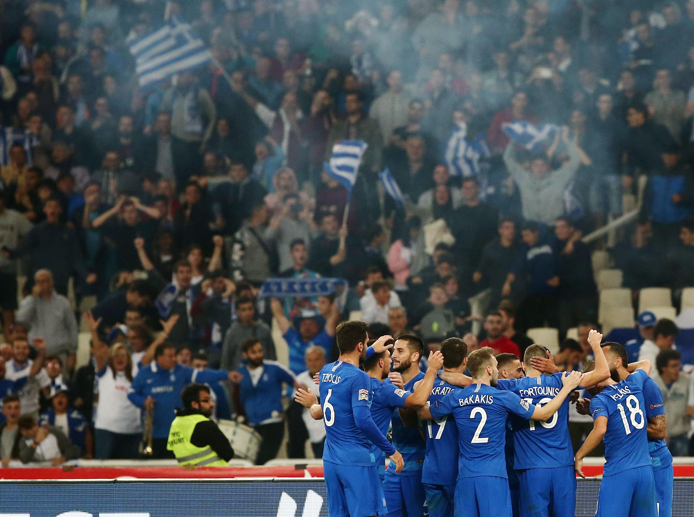 Με …Τσιάρτα, το Open TV στον αγώνα Ελλάδα-Εσθονία