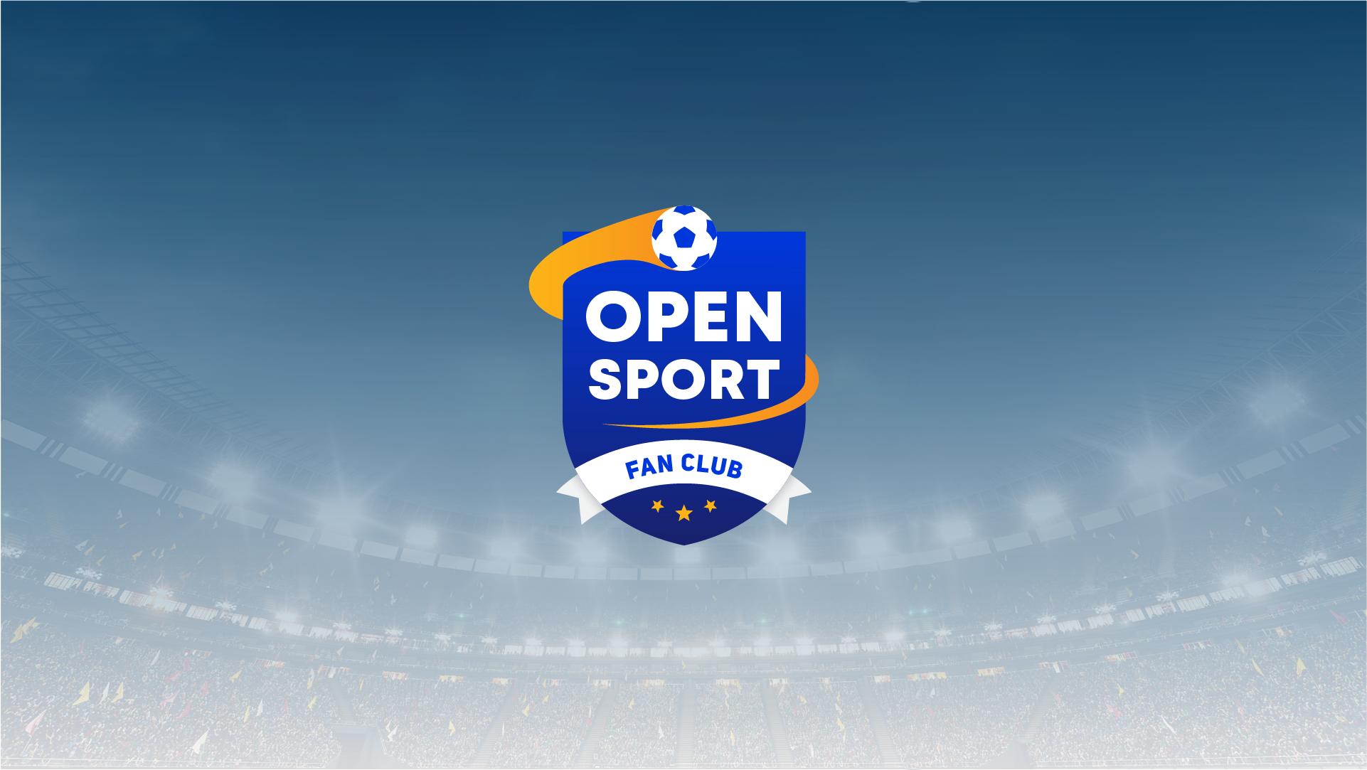 """Ξεκινάει το """"Open Sport"""""""