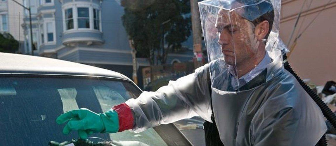 «Contagion»: Επιστήμονες είχαν πει στον Τζουντ Λο ότι μια πανδημία ήταν «αναπόφευκτη»