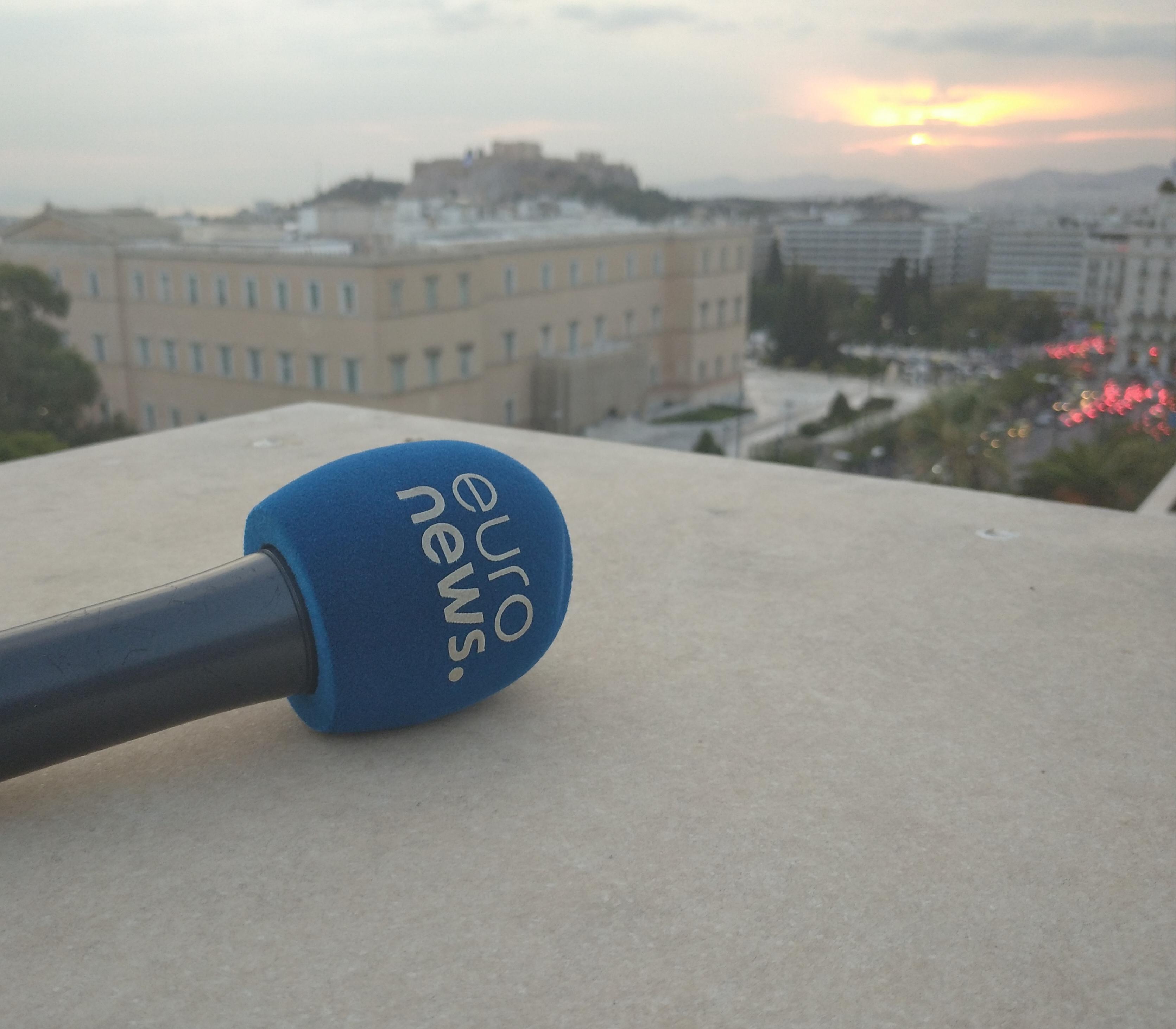 Τούρκικη λύση για το ελληνόφωνο Euronews!