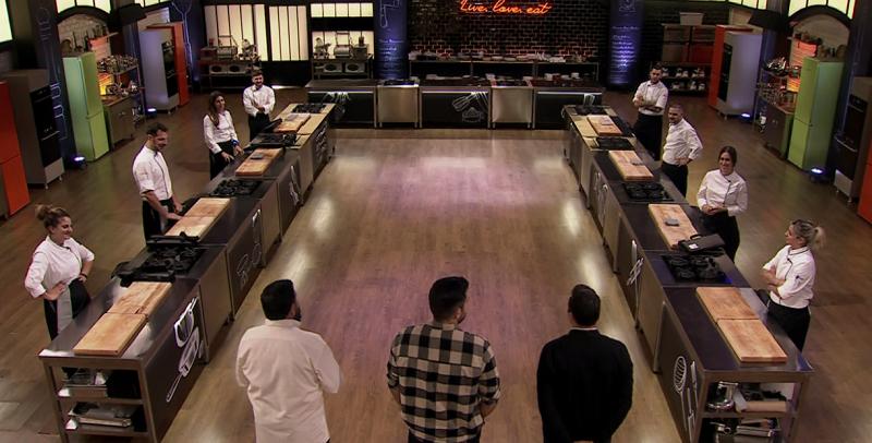 """Δυνατές προκλήσεις στο """"Top Chef"""" του ΣΚΑΪ"""