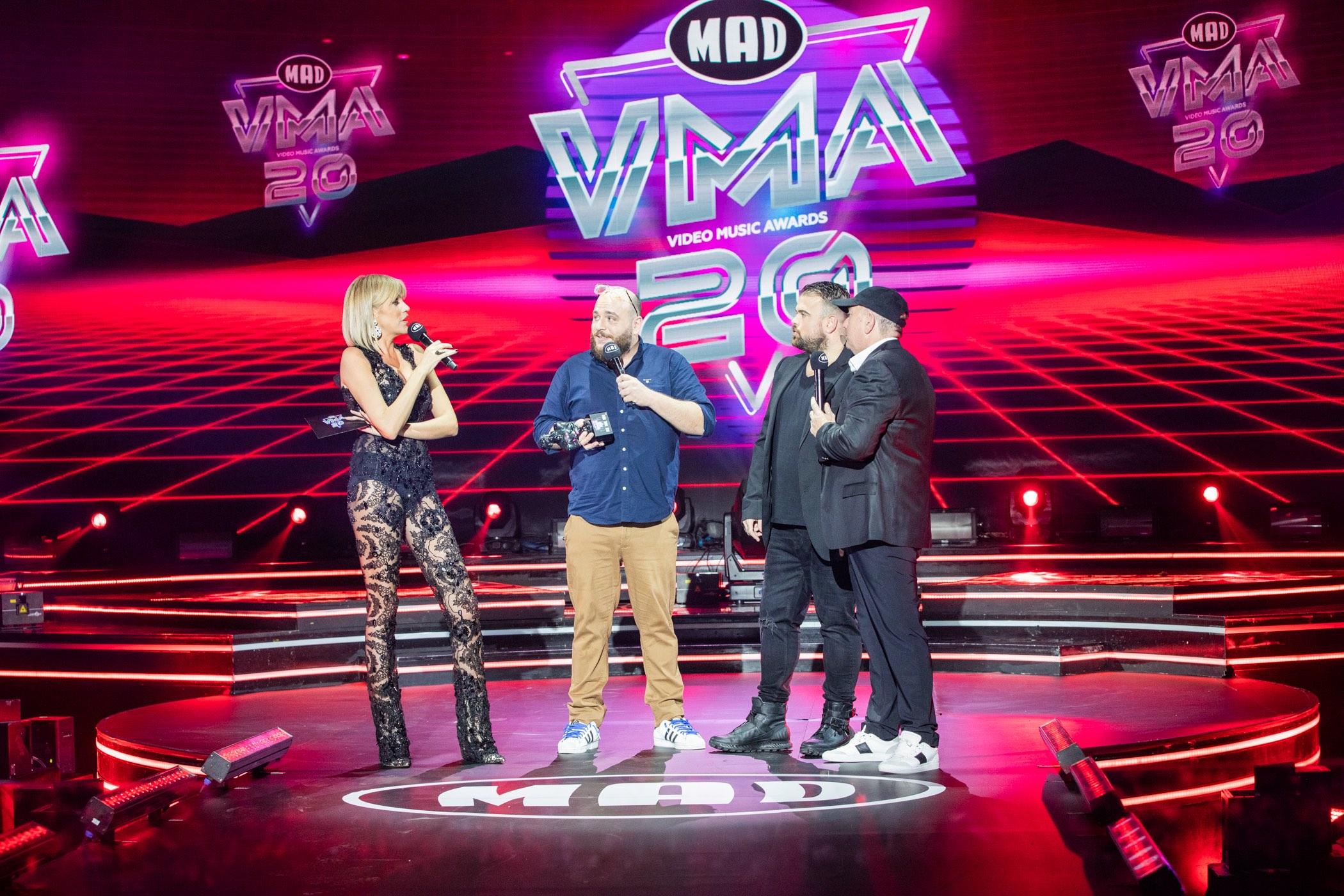 """Τα """"Mad Video Music Awards 2020"""" , απόψε, αποκλειστικά στο ..."""